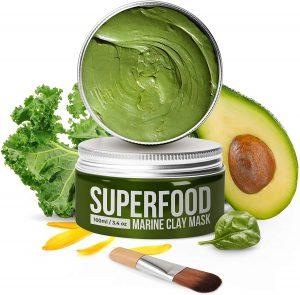 masque super food pas cher vegan