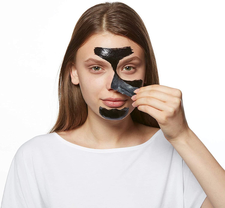 comment retirer son masque point noir