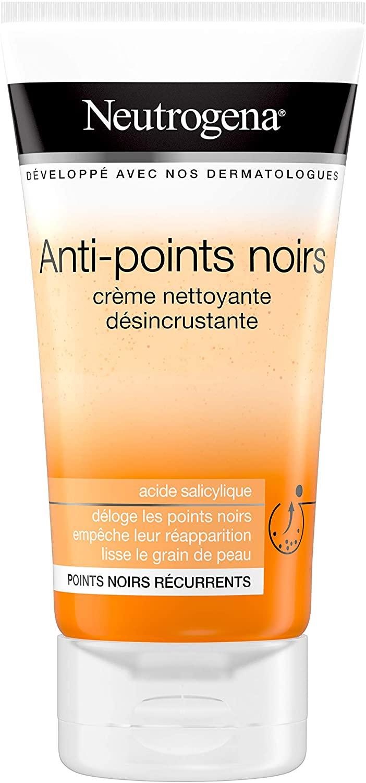 crème anti-points noirs neutrogena